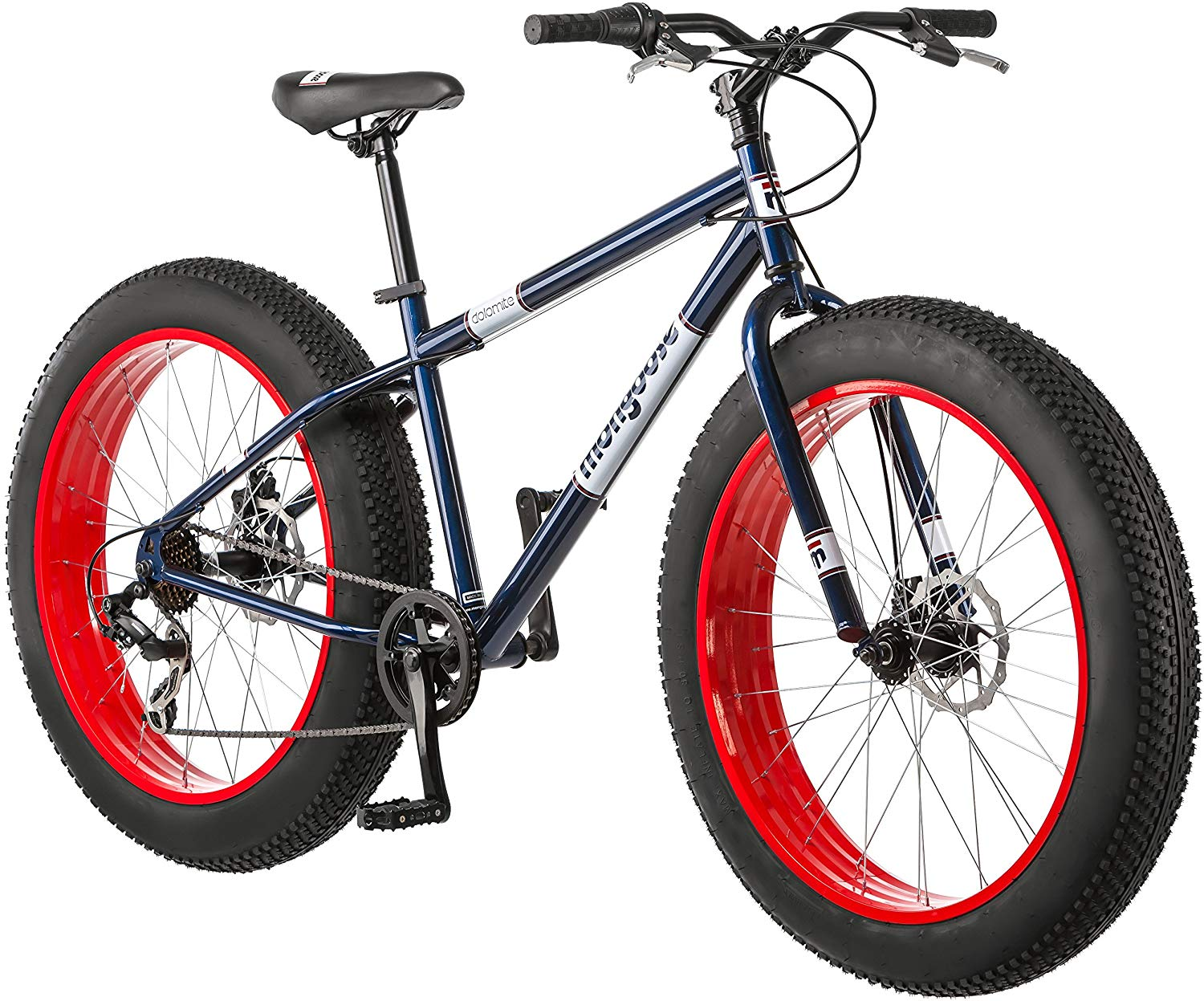 Mongoose Dolomite Mountain Bike