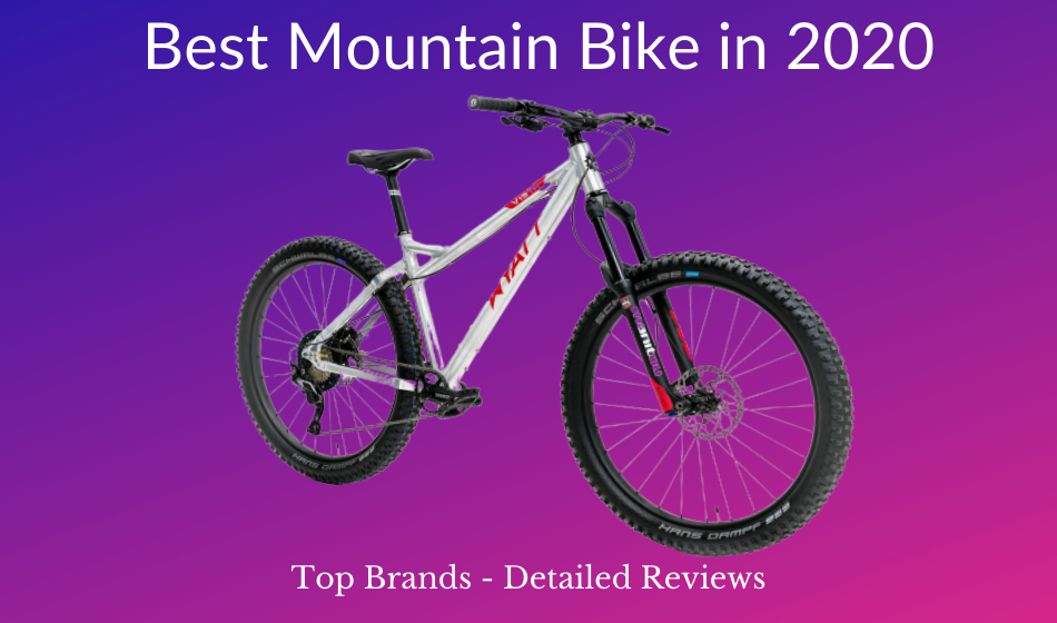 best mountain bike brands in 2020