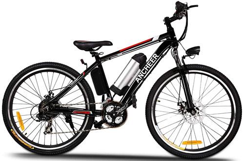 Ancheer 26 inch Wheel Electric Mountain Bike