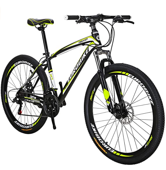Eurobik OBK 27.5 Wheels Mountain Bike