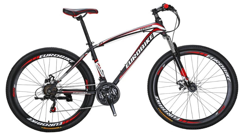 Eurobike EURX1 27.5 Inch Wheels Mountain Bike 21