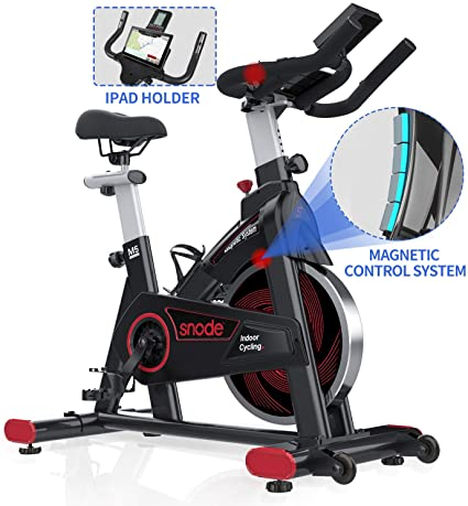 SNODE Magnetic Indoor Spin Bike