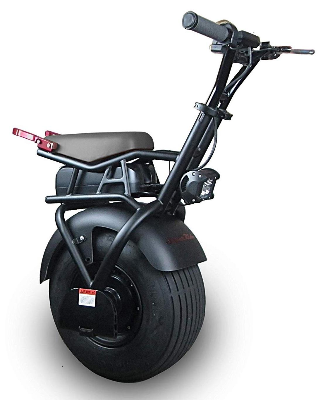 SUPERRIDE Self Balancing Electric Unicycle