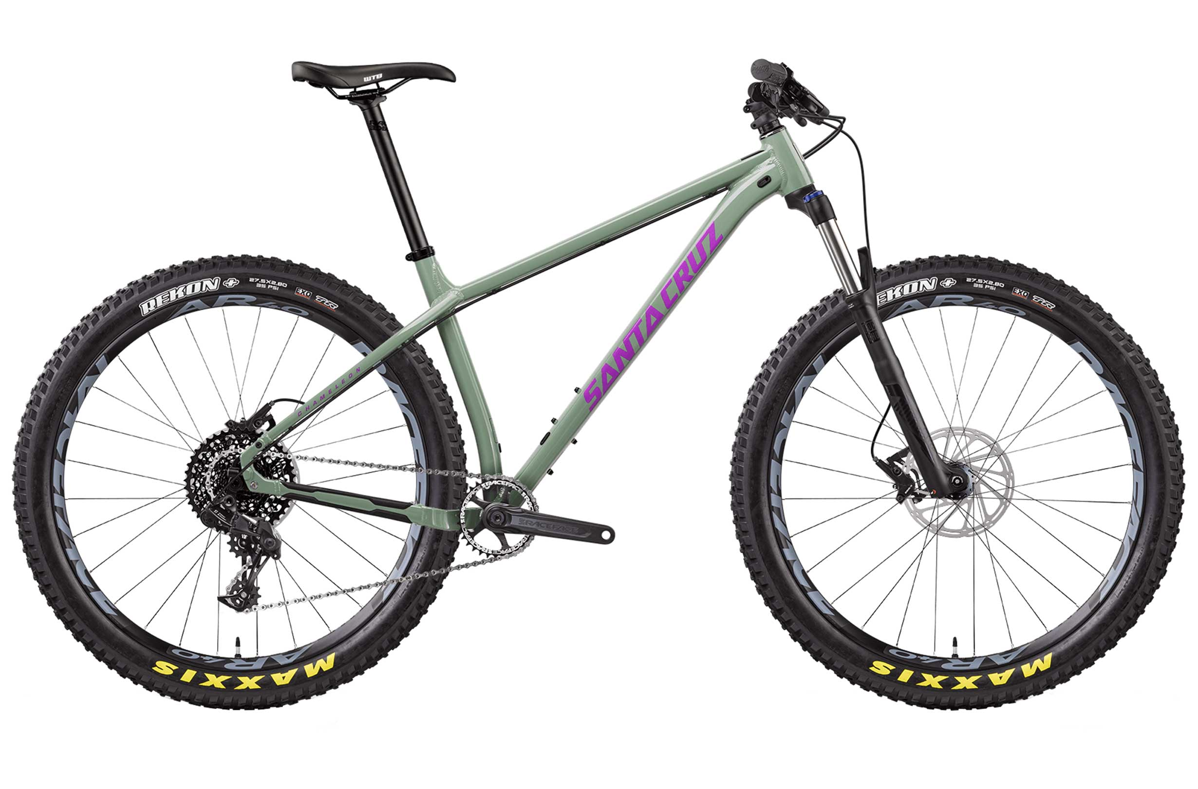 Santa Cruz Chameleon D- The lone warrior for riding on the mountain