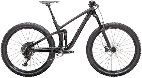 Trek Fuel EX 529 - The perfect beast of the mountain