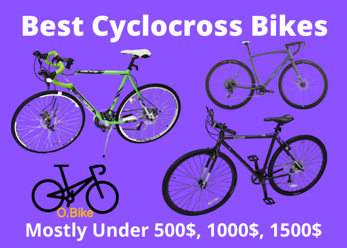 best cyclocross bikes under 500 1000 1500