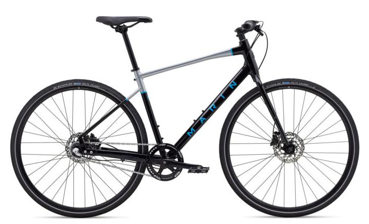 Marin Presidio 1 College Bike