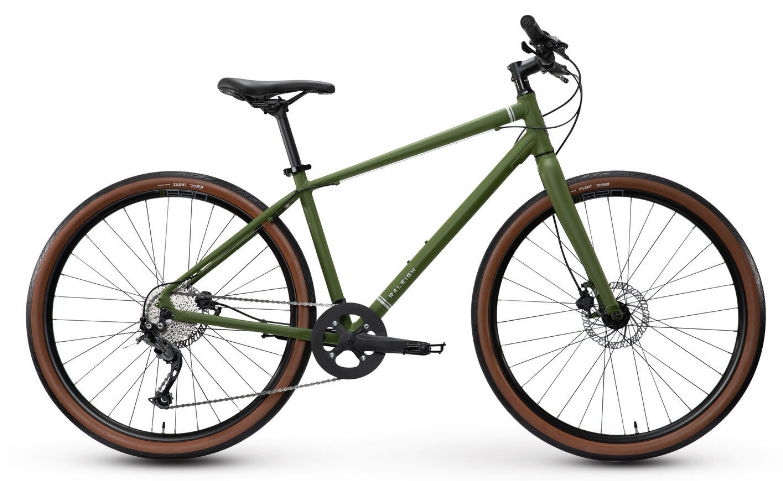 State Bicycle Co. The Keansburg college Bike