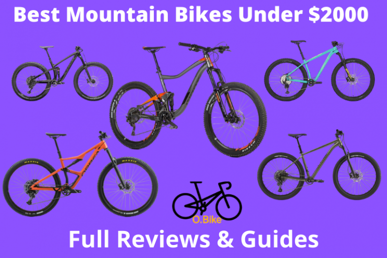 Best Mountain Bikes Under $2000