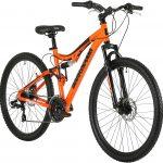 Barracuda Unisex Draco DS Full Suspension Mountain Bike