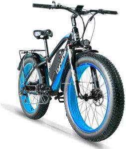 Cyrusher Xf650 Electric Mountain Bicycle