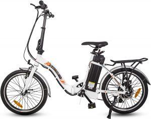 ECOTRIC powerful folding electric bike