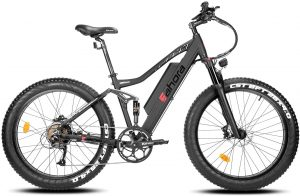Eahora AM200 500W electric Mountain Bike