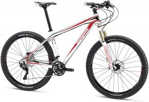 Mongoose Meteore Dual-Suspension Mountain Bike
