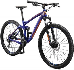 Mongoose Salvo adult mountain bike