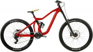 Motobecane downhill Mountain Bike
