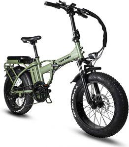 Rattan LM-500W/750W folding electric bike