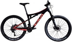 Savadeck carbon fibre Mountain Bike