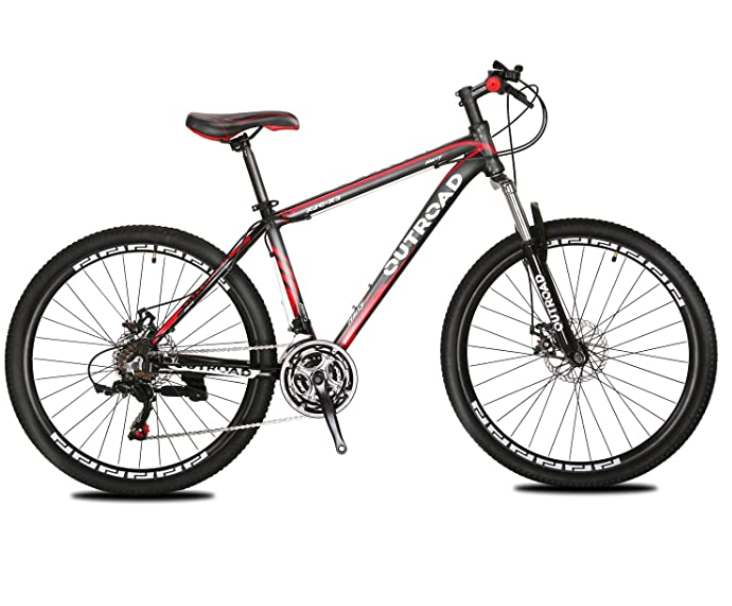 Max4out Mountain Bike under $1000