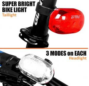BV Bike Light Set