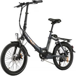 Vivi z3 folding electric bike