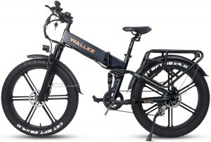 W Wallke Ebike X2 Pro 26 Inch 48V Mountain Electric Bike