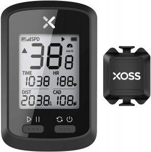 XOSS Bike computer G+ GPS Tracker