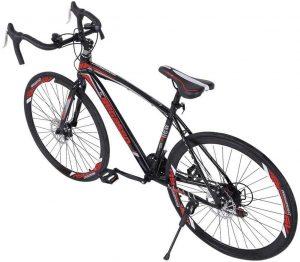 XRQ Full Dual-Suspension Mountain Bike