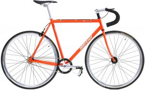 Kilo TT Mercier Reynolds Fixie bike