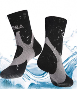 Layeba 100% waterproof unisex socks