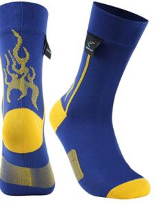 Randy sun 100% breathable waterproof socks
