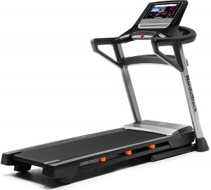 NordicTrack T 8.5S touchscreen treadmill with screen