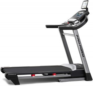 ProForm Performance 600i treadmill with screen