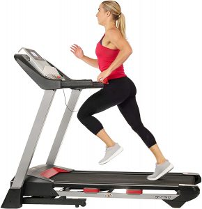 Sunny health and fitness T7917 performance treadmill
